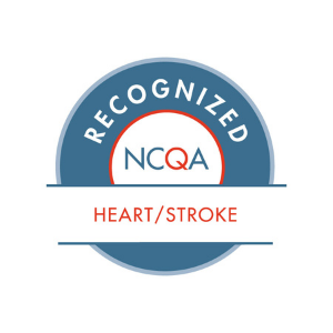 NCQA Recognized - Heart/Stroke