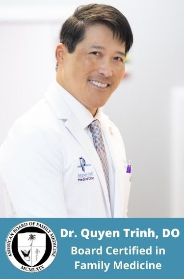 Dr. Trinh - Mason Park Medical Clinic Katy TX