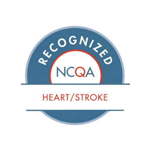 NCQA Recognized - Heart/Stroke
