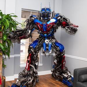 Optimus Prime - Bio image